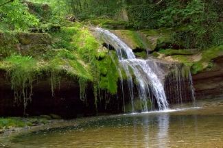 En el Valle de Mena, junto a la calzada romana que une las localidades de Irús y Arceo desciende el rio Hijuela que nos llevara a la cascada de Irus, donde podremos disfrutar de un espectáculo bello y natural.