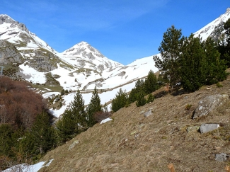 Rutas por Pirineos Subida a Bujaruelo, Cascadas de Soaso, Cola de Caballo