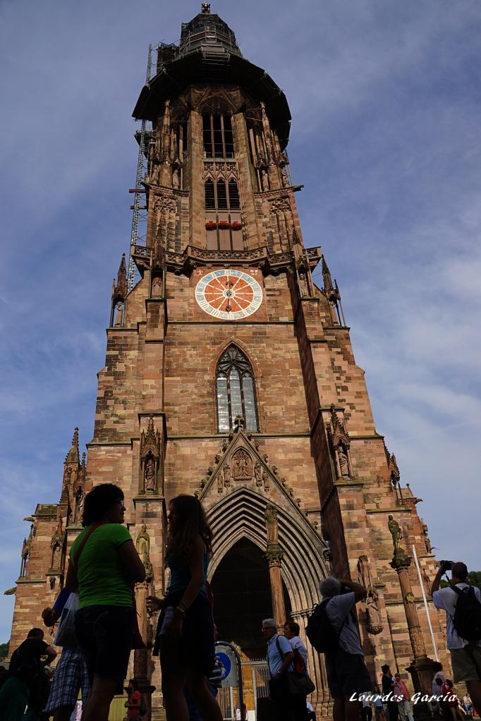 Catedral de Friburgo 12-8-2014