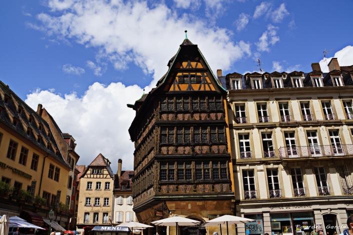 La Maison Kammerzell (La casa Kammerzell)