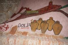 Dibujo en pared